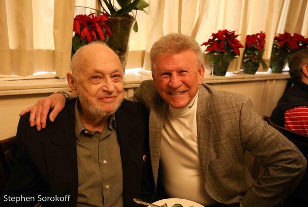 Charles Strouse & Bobby Rydell