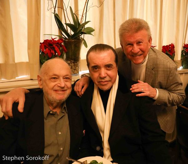 Charles Strouse, Chazz Palminteri, Bobby Rydell