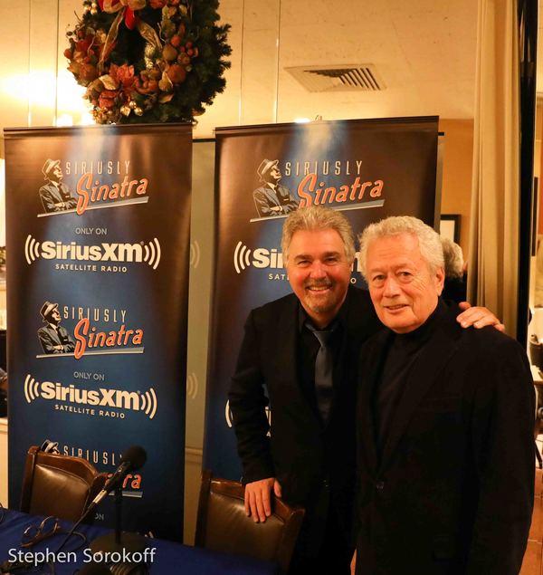 Steve Tyrell & Stephen Sorokoff