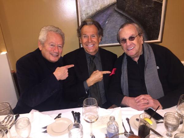 Stephen Sorokoff, Bill Boggs, Danny Aiello