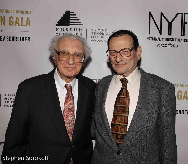 Sheldon Harnick & Dr. Michael Ochs