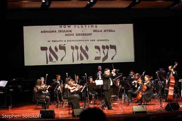Folksbiene Orchestra & Zalmen Mlotek
