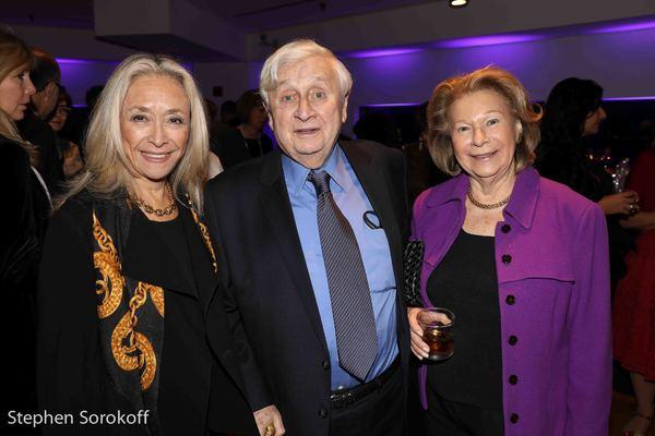 Eda Sorokoff, David Steiner, Sylvia Steiner