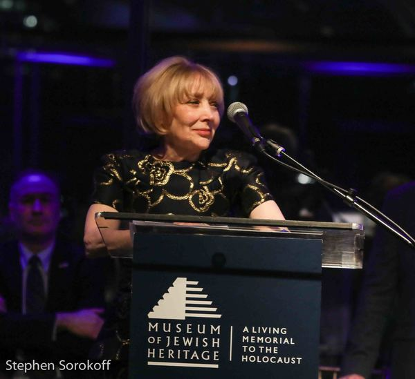 Photo Coverage: Liev Schreiber Honored at National Yiddish Theatre Folksbiene Gala
