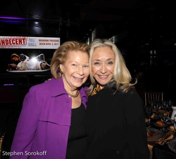 Sylvia Steiner & Eda Sorokoff