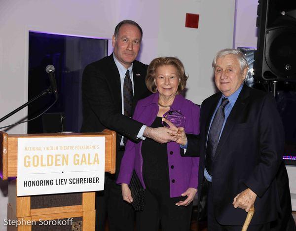 Jeffrey S. Wiesenfeld, Chairman Board of s, Sylvia Steiner, David Steiner