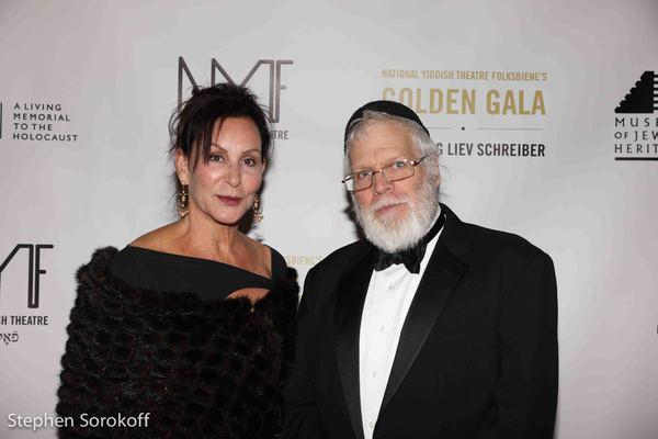 Ruth Bielski Ehrreich & Zalmen Mlotek, artistic