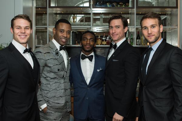 Brock Harris, James Brown III, Daniel J Watts, Alex Michael Stoll and Drew Morelein Photo