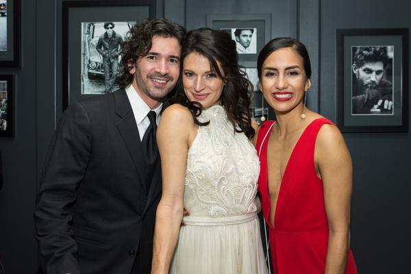 Paris Remillard, Jackie Burns and Yesenia Ayala