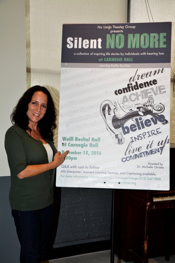 Photo Coverage: Sneak Peek - No Limits Theatrical Documentary SILENT NO MORE Previews in NYC