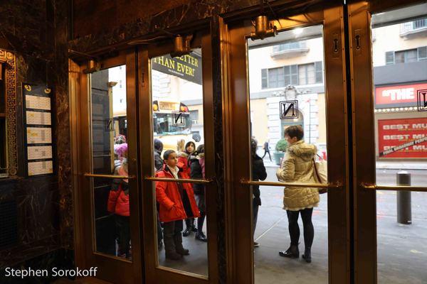 Outside, Inside Broadway