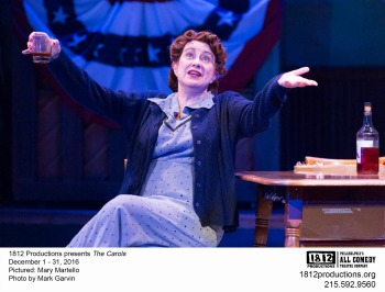 BWW Review: THE CAROLS at 1812 Productions is a Nostalgic Look at Christmas Past