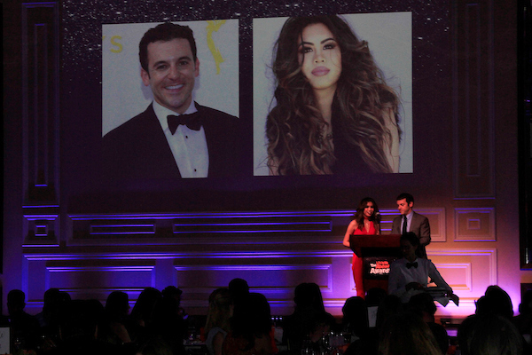Fred Savage, Ashley Argota
