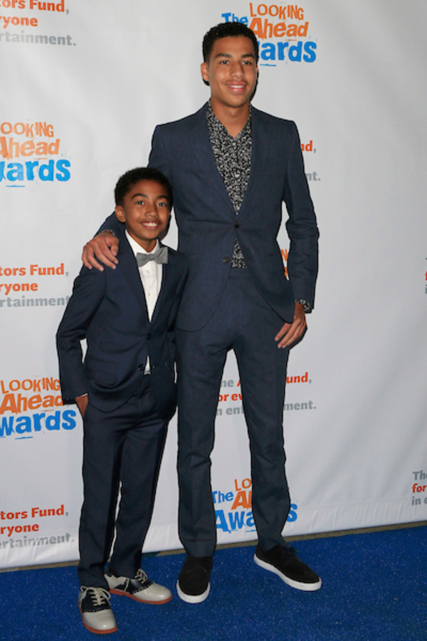 Miles Brown, Marcus Scribner