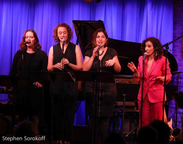 Amy Cervini,Hilary Gardner, Melissa Stylianou & Gabrielle Stravelli
