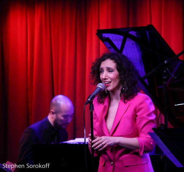 Art Hirahara & Gabrielle Stravelli