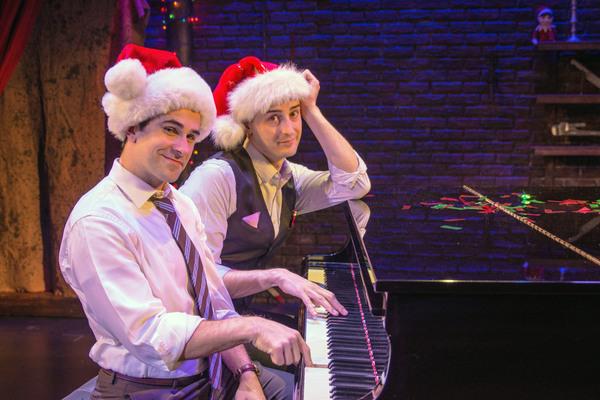Brett Ryback and Joe Kinosian Photo