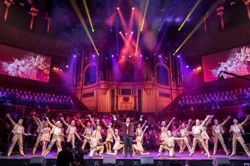 DISNEY'S BROADWAY HITS Royal Albert Hall Concert Now Streaming for Free