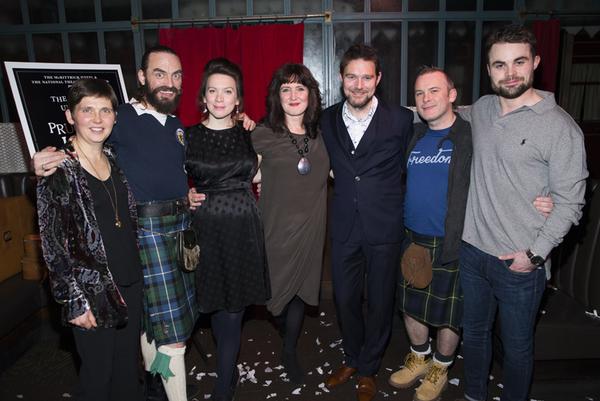 Photo Flash: National Theatre of Scotland's STRANGE UNDOING OF PRUDENCIA HART Opens at McKittrick Hotel