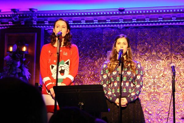 Stephanie Turci and Jessica Mortellaro