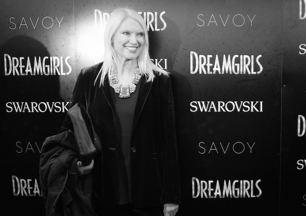Photo Flash: Chris Colfer & More At DREAMGIRLS London Opening