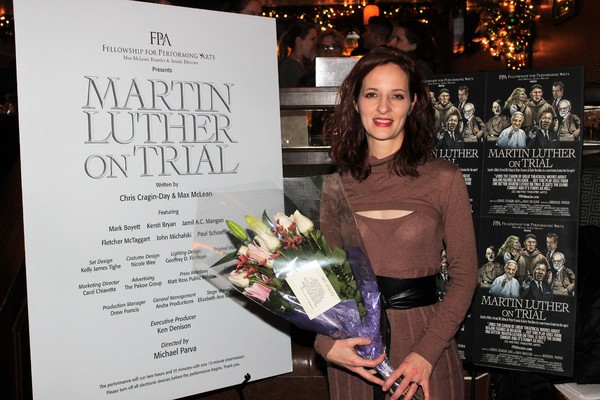 Photo Coverage: MARTIN LUTHER ON TRIAL Celebrates Opening Night