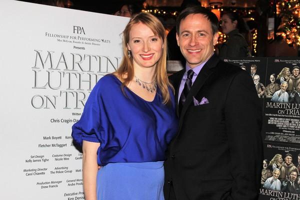 Kersti Bryan and Fletcher McTaggart Photo