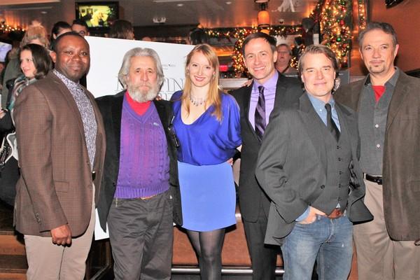 Jamil A.C. Mangan, John Michalski, Kersti Bryan, Mark Boyett and Paul Schoeffler