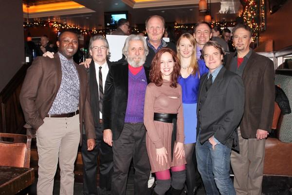 Jamil A,C, Mangan, Michael Parva, John Michalski, Ken Denison, Chris Cragin-Day, Mark Photo
