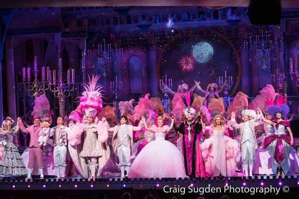 Photo Flash: Opening Night of CINDERELLA at the London Palladium