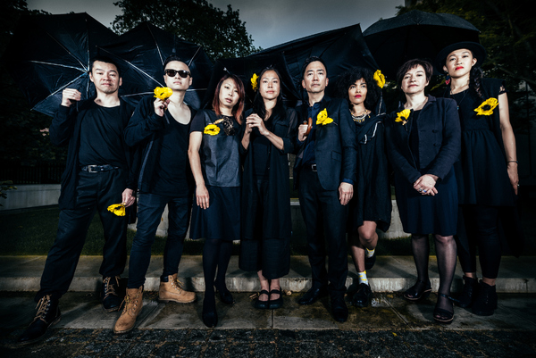 Photo Flash: Chinese Arts Space Presents PROJECT NEW EARTH