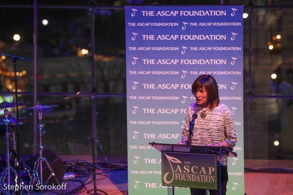 Colleen McDonough, executive  ASCAP Photo