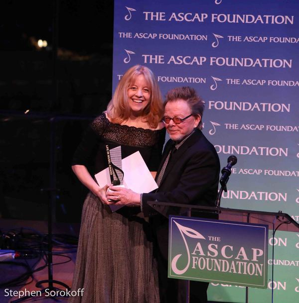 Maria Schneider & Paul Williams