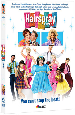 Hairspray Live! DVD Cover