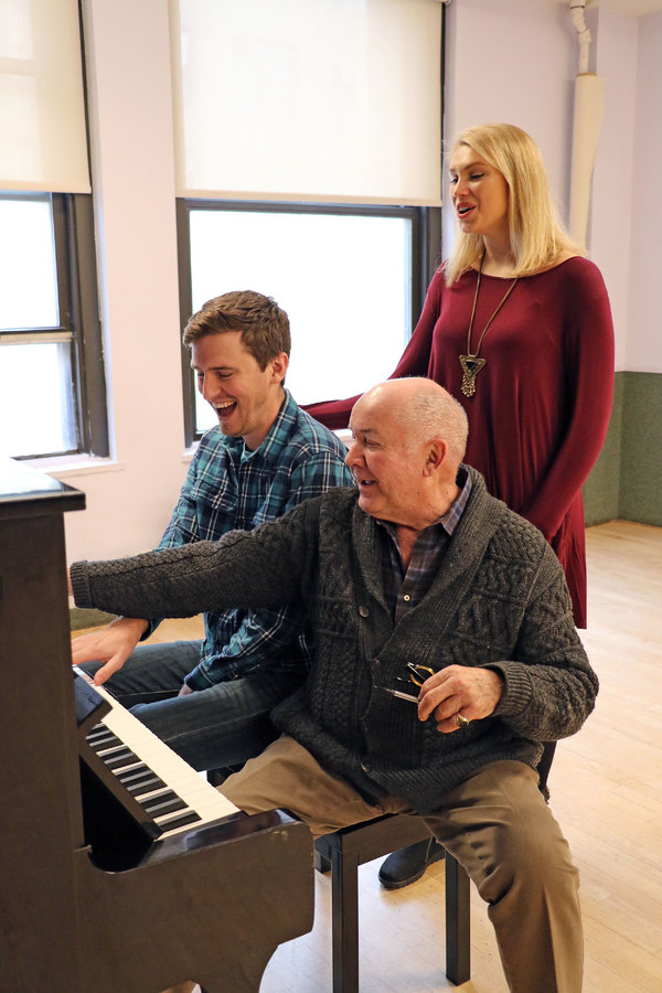 Photo Flash: THE SOUND OF MUSIC Tour Finds Its New 'Maria'; Plus a Peek Inside Rehearsals!