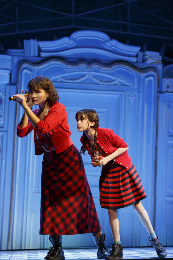 Photo Flash: First Look at Phillipa Soo and Adam Chandler-Berat in AMELIE!