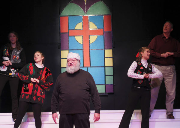 photo flash first look at the best christmas pageant ever ending this weekend at octa - The Best Christmas Pageant Ever Movie