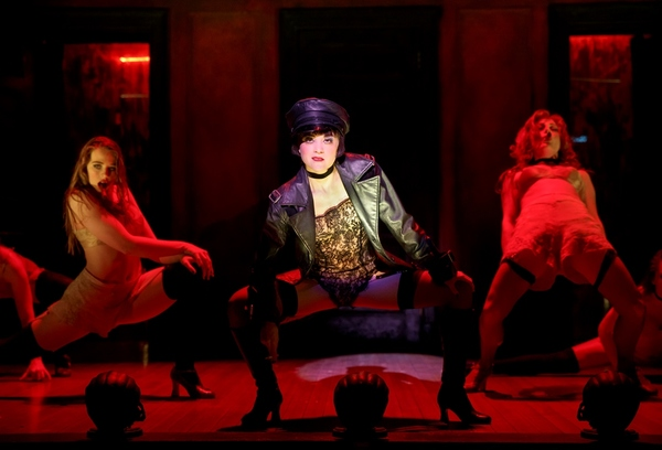 Photo Flash: National Tour of CABARET Comes to the Broward Center