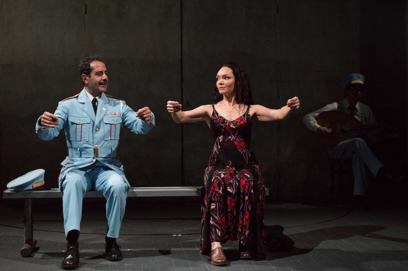 BWW Review: David Yazbek and Itamar Moses' THE BAND'S VISIT Is A Captivating Cultural Blend