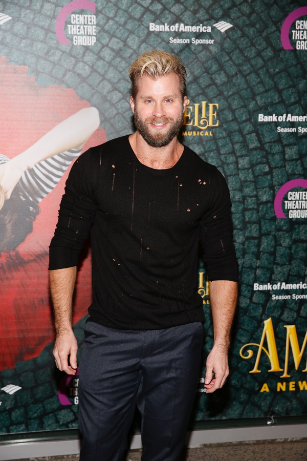 """TV personality Craig Ramsay arrives for the opening night performance of """"Amélie, A New Musical"""" at Center Theatre Group/Ahmanson Theatre on Friday, December 16, 2016, in Los Angeles, California. (Photo by Ryan Miller/Capture Imaging)"""
