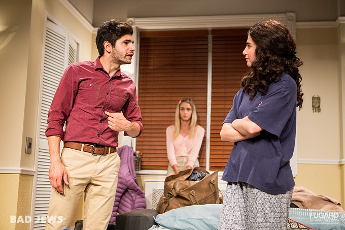 BWW Review: Return Season of BAD JEWS at The Fugard a Timely Warning of the Dangers of a Post-Truth Society