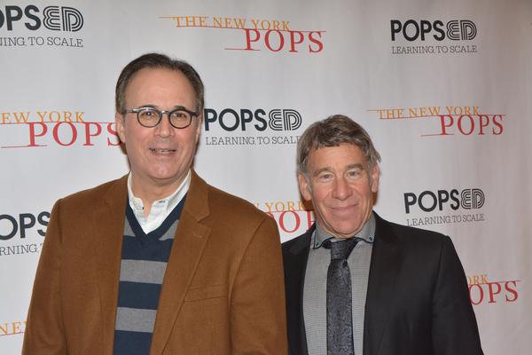 John Bucchino and Stephen Schwartz