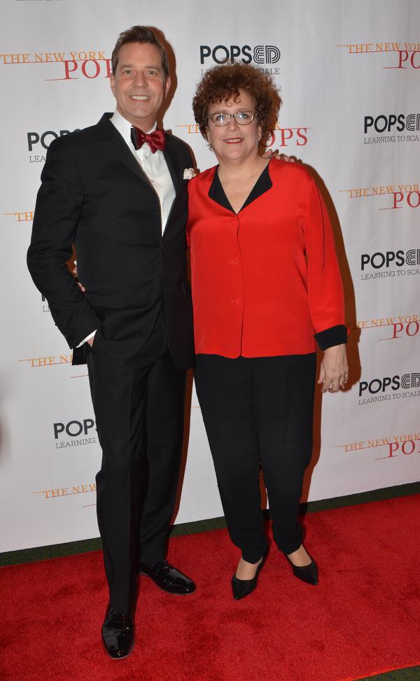 Steven Reineke and Judith Clurman