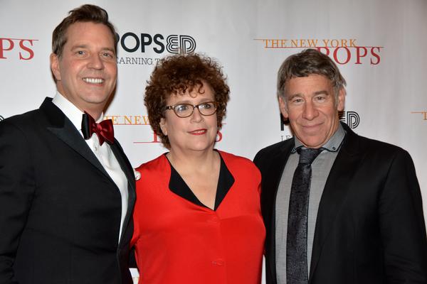 Steven Reineke, Judith Clurman and Stephen Schwartz