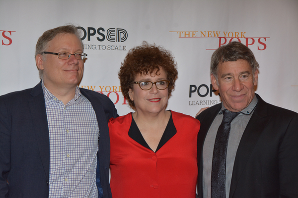 Steve Young, Judith Clubman and Stephen Schwartz