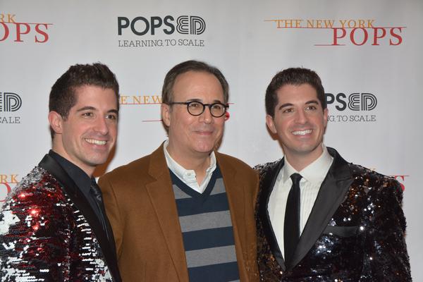 Will Nunziata, John Bucchino and Anthony Nunziata