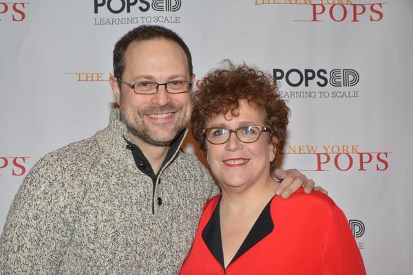 Matthew Sklar and Judith Clurman