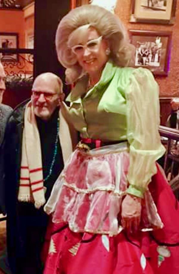 Larry Krammer and Doris Dear
