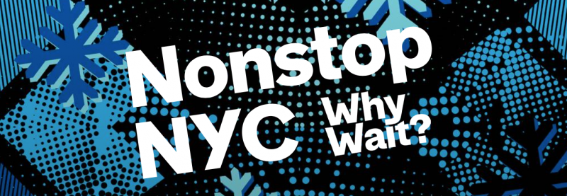 NYC & Company to Keep Winter Moving with Broadway & Off-Broadway Weeks and More