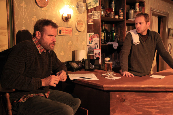 Jeff Christian and Bradley Grant Smith  Photo